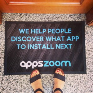 Appszoom's mission
